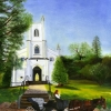Emmanuel Church Coloma by Marjorie Dodrill