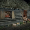 Mormon Cabin by Sarah Blair