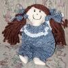 Pioneer Doll <br/>by Brianne McFadyen