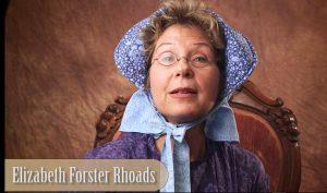 Elizabeth Forster Rhoads
