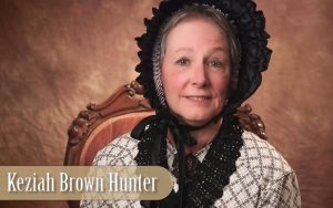 Keziah Brown Hunter