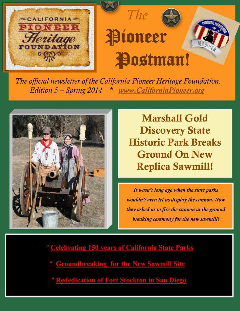 The Pioneer Postman