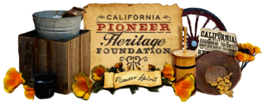 California Pioneer Heritage Foundation